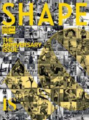 Cover Majalah SHAPE Malaysia Juli 2017