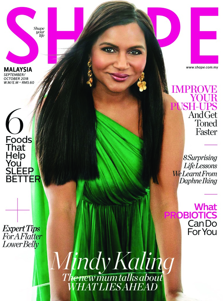 Majalah Digital SHAPE Malaysia September 2018