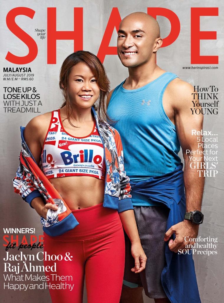 SHAPE Malaysia Digital Magazine July 2019