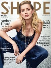 SHAPE Malaysia Magazine Cover May 2019