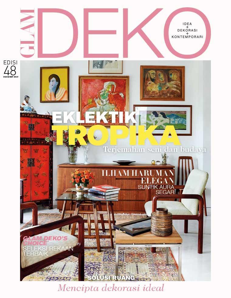 Deko Magazine glam deko magazine august september 2017 gramedia digital