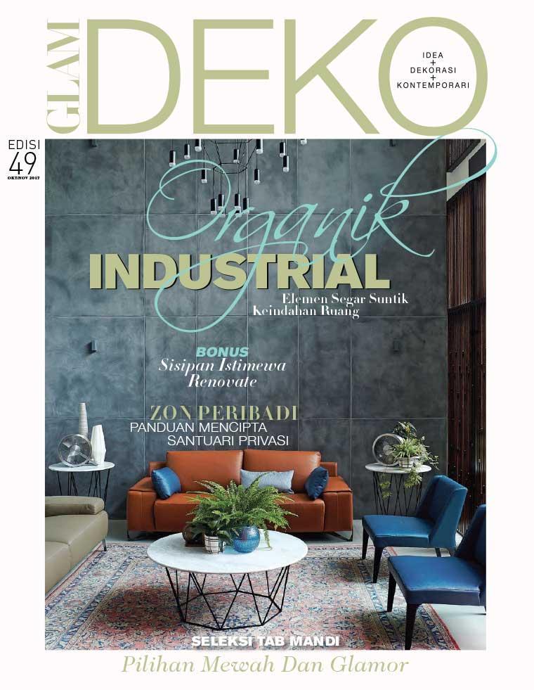 Deko Magazine glam deko magazine october november 2017 gramedia digital