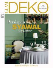 GLAM DEKO Magazine Cover April 2017