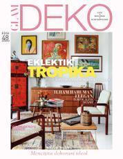 GLAM DEKO Magazine Cover August–September 2017