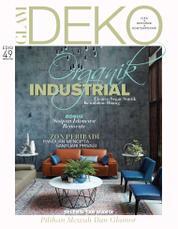 GLAM DEKO Magazine Cover October–November 2017