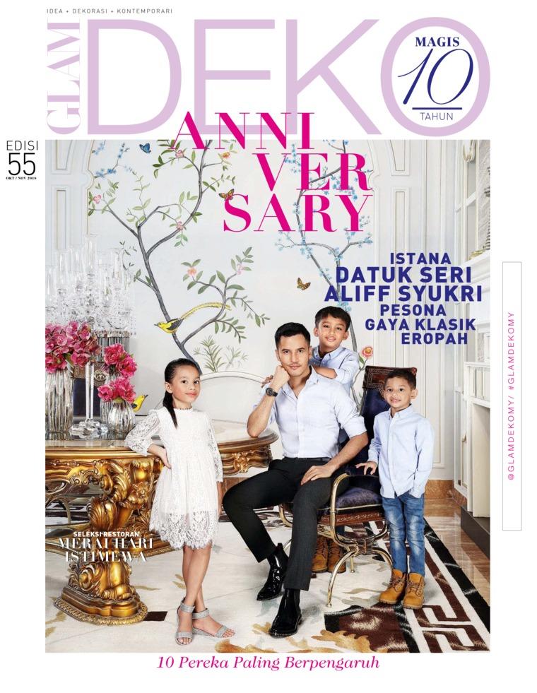 GLAM DEKO Digital Magazine October-November 2018