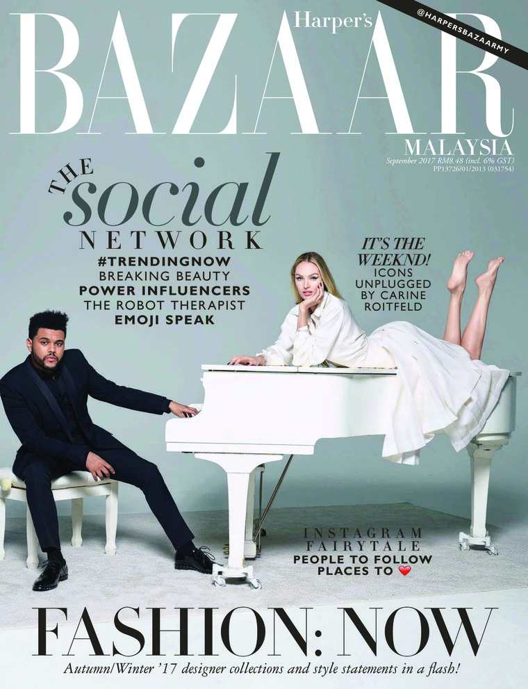 Majalah Digital Harper's BAZAAR Malaysia September 2018