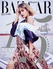 Cover Majalah Harper's BAZAAR Malaysia April 2018
