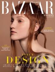 Cover Majalah Harper's BAZAAR Malaysia Mei 2018