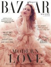 Cover Majalah Harper's BAZAAR Malaysia April 2019