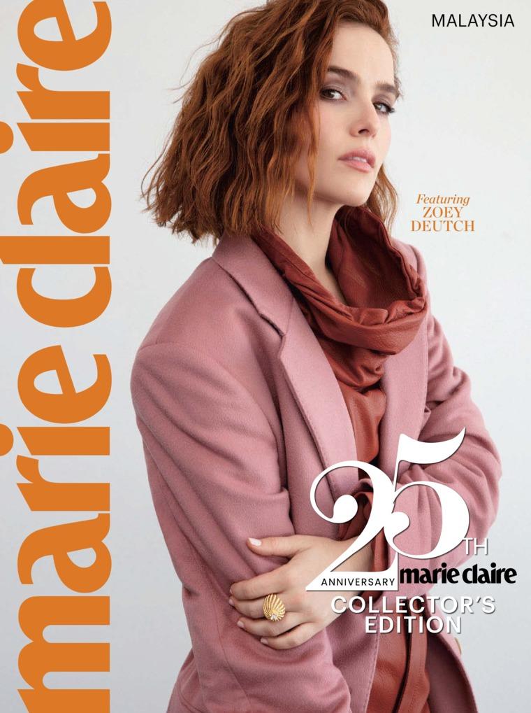 Majalah Digital marie Claire Malaysia Agustus 2019