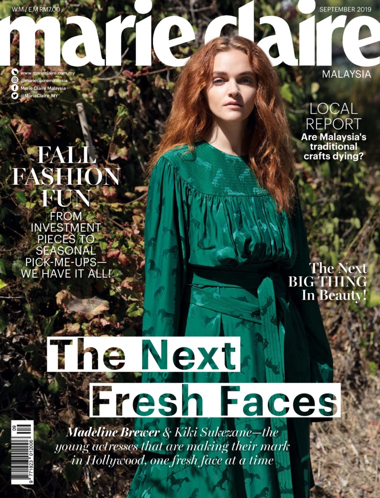 Marie Claire Malaysia Digital Magazine September 2019