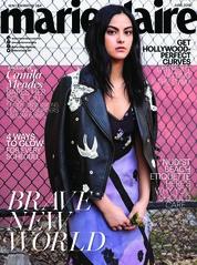 Cover Majalah marie Claire Malaysia Juni 2018