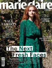 Marie Claire Malaysia Magazine Cover September 2019