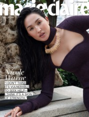 Marie Claire Malaysia Magazine Cover October 2019