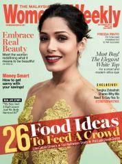 Cover Majalah Women's Weekly Malaysia Oktober 2017
