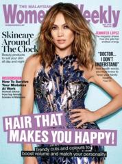 Cover Majalah Women's Weekly Malaysia Mei 2018