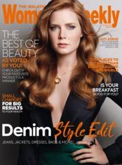 Cover Majalah Women's Weekly Malaysia Agustus 2018