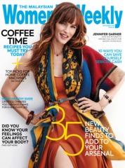 Cover Majalah Women's Weekly Malaysia September 2018