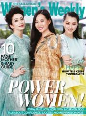 Cover Majalah Women's Weekly Malaysia Maret 2019
