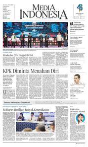 Cover Media Indonesia 13 Maret 2018