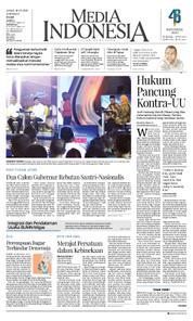 Cover Media Indonesia 16 Maret 2018