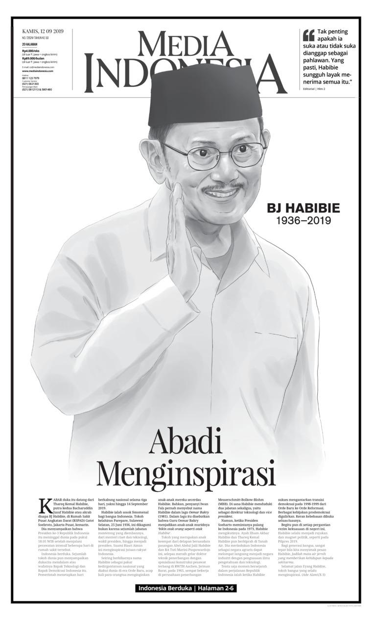 Media Indonesia Digital Newspaper 12 September 2019