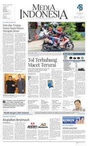Cover Media Indonesia 11 Juni 2018
