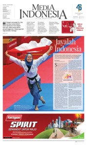 Media Indonesia Cover 20 August 2018