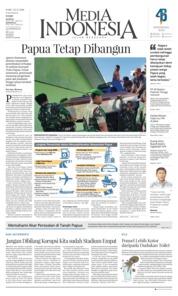 Cover Media Indonesia 05 Desember 2018