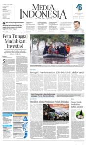 Cover Media Indonesia 13 Desember 2018