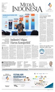 Cover Media Indonesia 23 Januari 2019