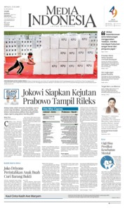 Cover Media Indonesia 17 Februari 2019