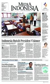 Cover Media Indonesia 19 Februari 2019
