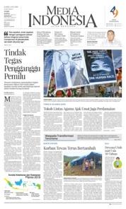 Cover Media Indonesia 21 Maret 2019