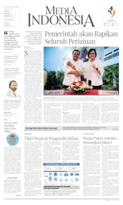 Media Indonesia Cover 02 April 2019