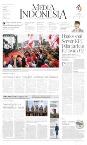Media Indonesia Cover