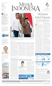 Media Indonesia Cover 25 May 2019
