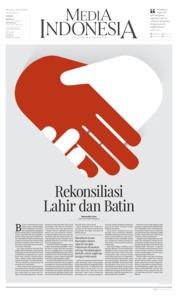 Cover Media Indonesia 04 Juni 2019