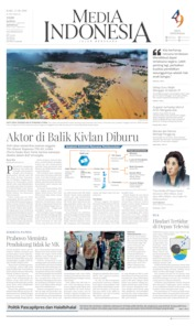 Cover Media Indonesia 12 Juni 2019
