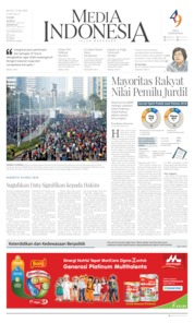 Media Indonesia Cover 17 June 2019