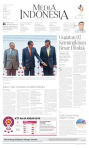 Cover Media Indonesia 24 Juni 2019