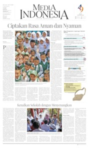 Cover Media Indonesia 16 Juli 2019