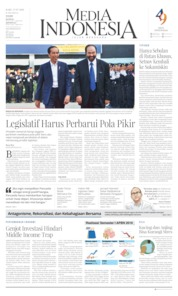 Media Indonesia Cover 17 July 2019