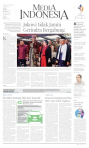 Media Indonesia Cover 09 August 2019