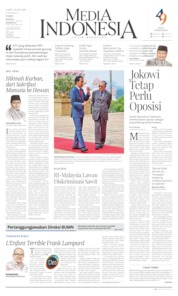 Media Indonesia Cover 10 August 2019