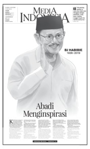 Cover Media Indonesia 12 September 2019