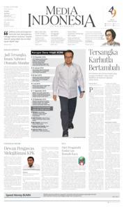 Cover Media Indonesia 19 September 2019