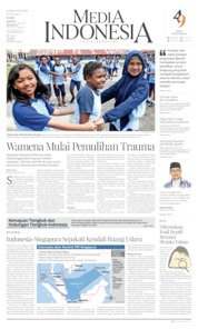 Media Indonesia Cover 10 October 2019