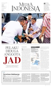 Media Indonesia Cover 11 October 2019